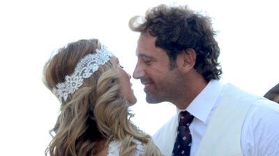 Gabriel Soto y Geraldine Bazán se encuentran inmersos en distinto...