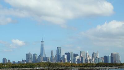 Frío intenso y cielo parcialmente nublado, el pronóstico para este miércoles en Nueva York