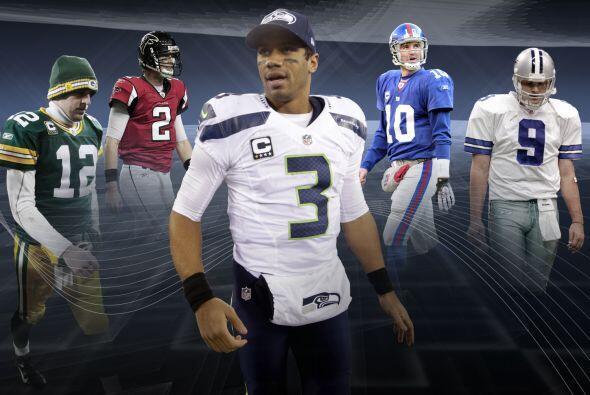 2. Los Seahawks están buscando para invertir una tendencia negativa para...