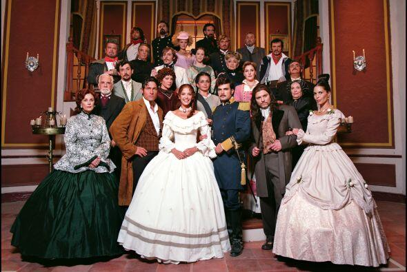 """¿Recuerdas al elenco de """"Amor Real""""? Era numeroso y variado pero,  ¿qué..."""
