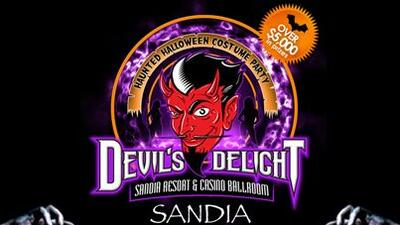 Devil's Delight Halloween Party 2013