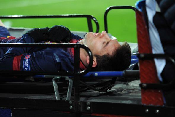 Ni récord de goles para Messi ni triunfo del Barcelona. De cualquier mod...