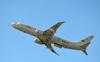 Un oficial estadounidense señaló que la interceptación duró unos 25 minu...