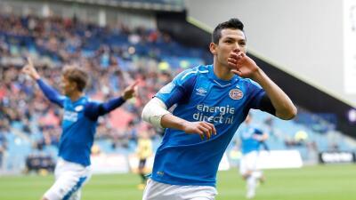 Hirving Lozano y la Champions League, el torneo que le hace falta para ser reconocido en Europa