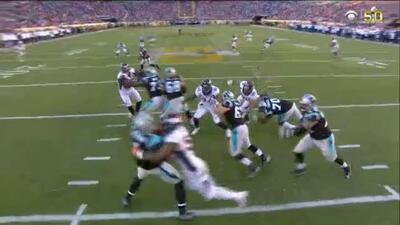 Von Miller hace fallar a Cam Miller y los Broncos logran punto extra en...