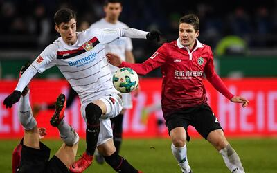 Hannover vs. Bayer Leverkusen