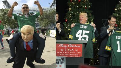 El deporte alrededor de la llegada de Donald Trump a la Casa Blanca