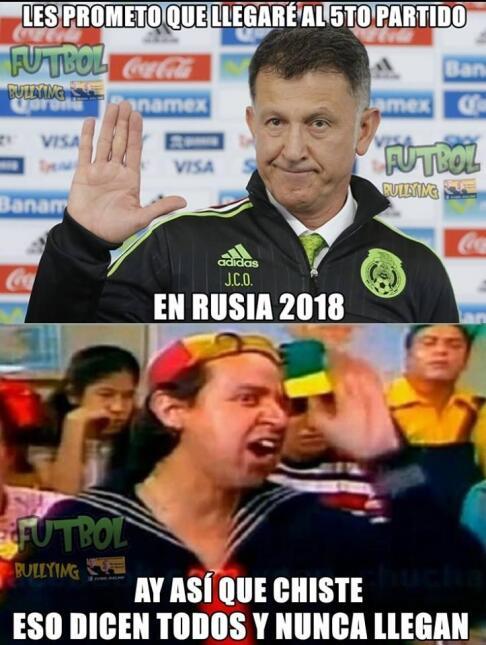 El Tri ganó sin problemas a El Salvador y los memes no se hicieron esperar