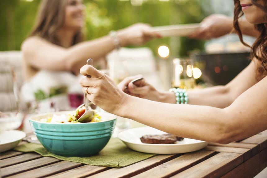 Los foodies: los más agradecidos en Thanksgiving