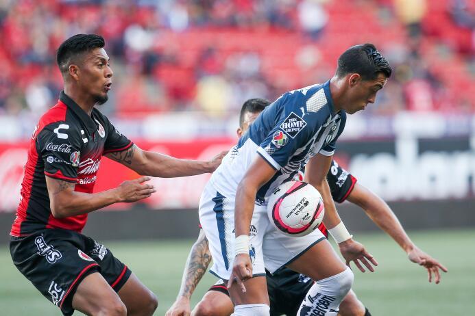 Avilés Hurtado como en casa en goleada del Monterrey sobre Xolos 2017080...