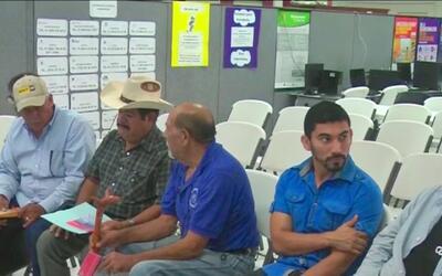 Mexicanos que trabajaron por más de 10 años en EEUU podrían recibir una...