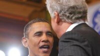 El presidente Barack Obama dijo que la apertura de mercados extranjeros...