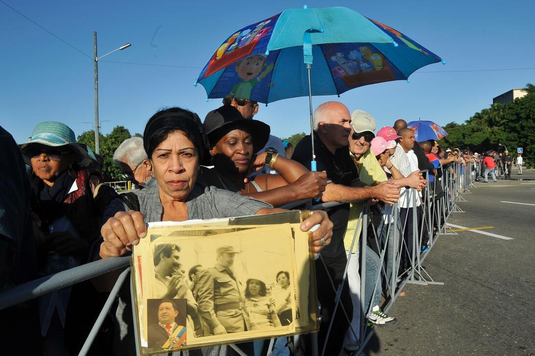 Funeral Fidel Lunes