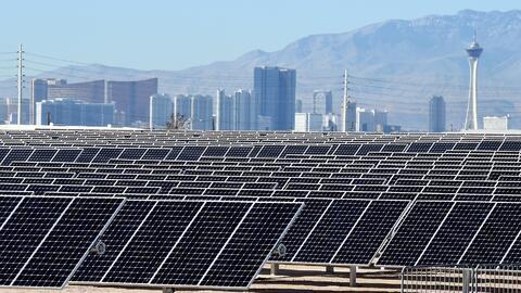 No todos parecen querer fomentar la energía solar con la misma fu...