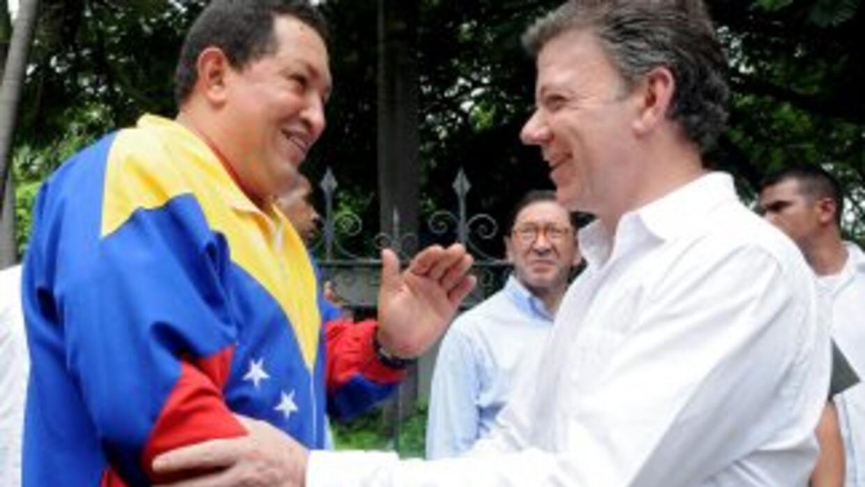 Venezuela y Colombia restablecieron sus relaciones diplomáticas.