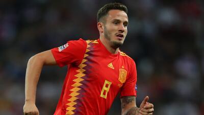 Saúl le recordó al 'planeta fútbol' que España está de vuelta tras el descalabro del Mundial