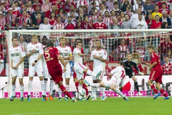 Su Bayern Munich marcha líder de la Bunesliga y en parte eso sucede porq...