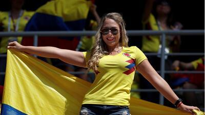 El sabor cafetero de las colombianas brilló en el Mordovia Arena para el debut ante Japón