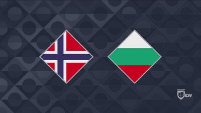 Noruega 1-0 Bulgaria- GOLES Y RESUMEN - Liga C - Grupo 3 - UEFA Nations League