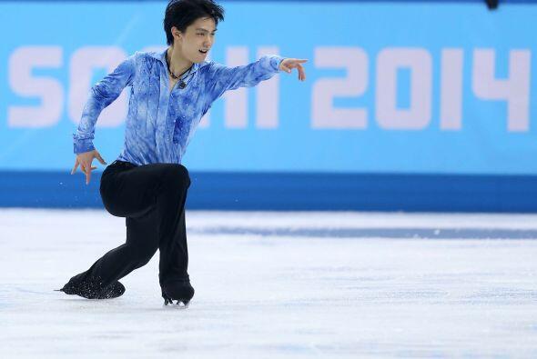 Con 101,45 puntos, Hanyu afrontará mañana, viernes, el desenlace de la p...