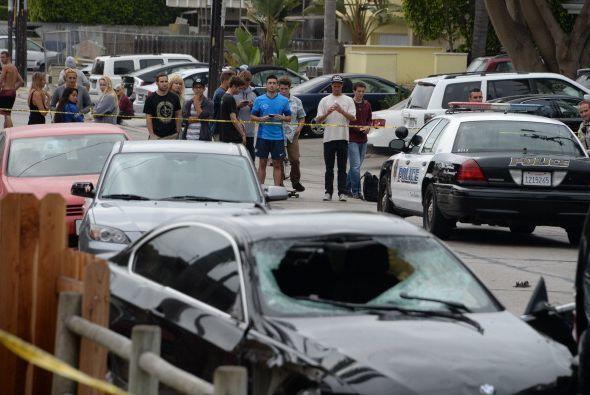 El conductor falleció tras un accidente automovilístico en el transcurso...
