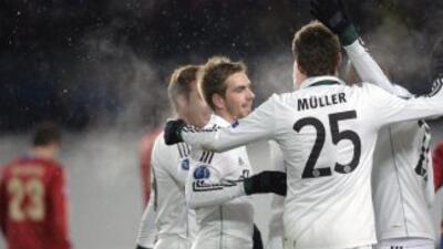 El conjunto dirigido por Guardiola mantuvo su imparable paso europeo con...