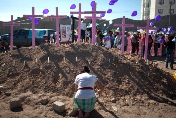 El sexto lugar es para Ciudad Juárez, Chihuahua.