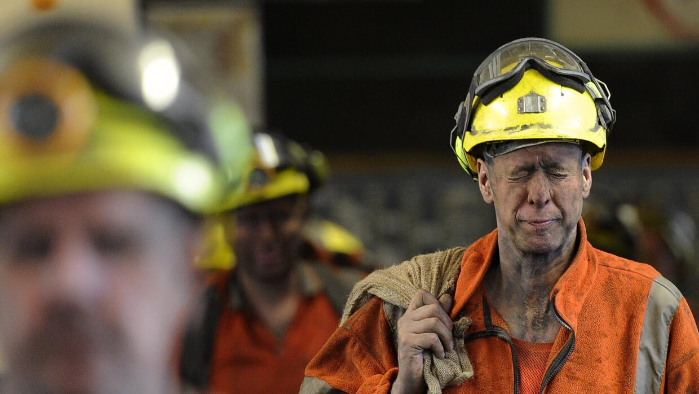 Cierra la última mina de carbón en profundidad de Gran Bretaña GettyImag...