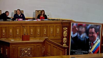 """Chavismo llama a """"rebelión"""" contra la Asamblea opositora y crea otro Par..."""