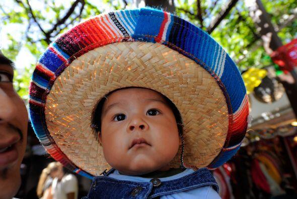 La del Cinco de Mayo es una fiesta mexicana que se celebra por todo lo a...
