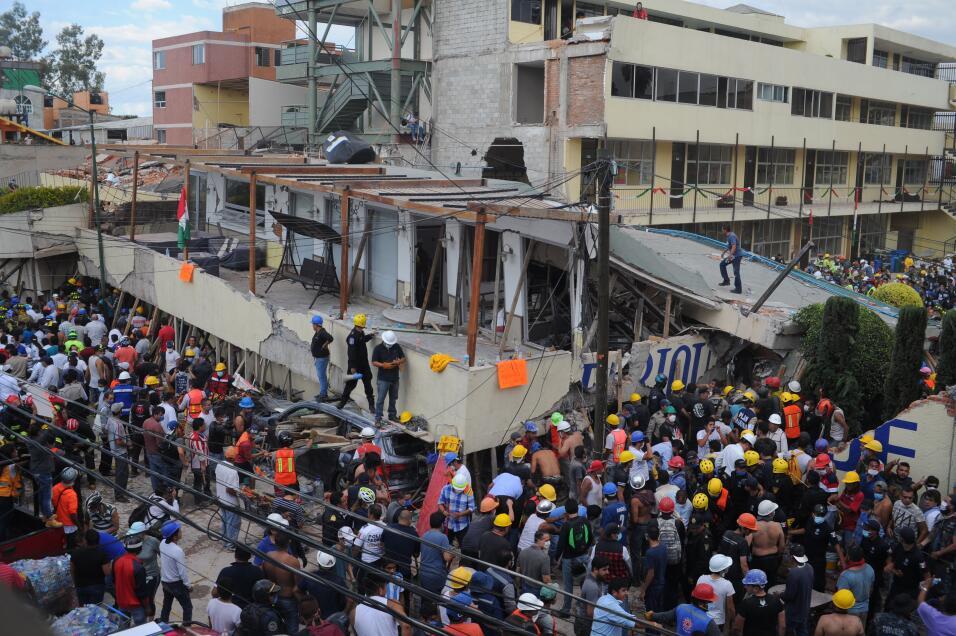 Terremoto Mexico Rébsamen
