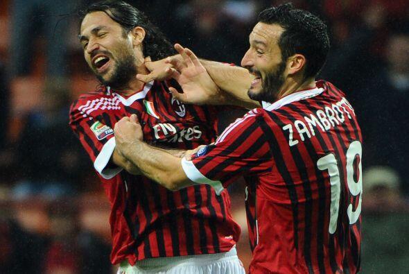 Ni Gianluca Zambrotta quería abrazarse con Mario Yepes tras marca...