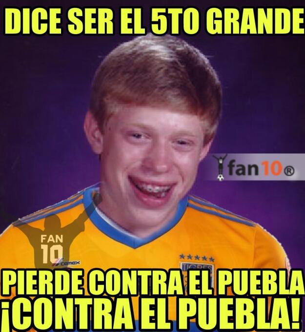 Puebla consiguió un gran resultado contra el actual campeón de la Liga M...