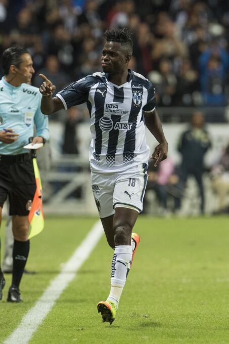Avilés Hurtado (Monterrey / Colombia) - 20 partidos jugados, 20 como tit...
