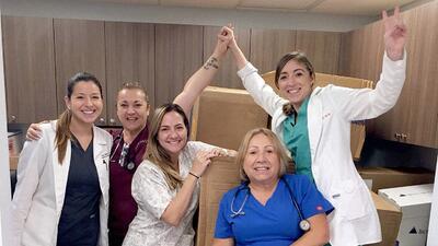 El grupo Doctoras Boricuas creó un GoFundMe para poder pagar todos los m...