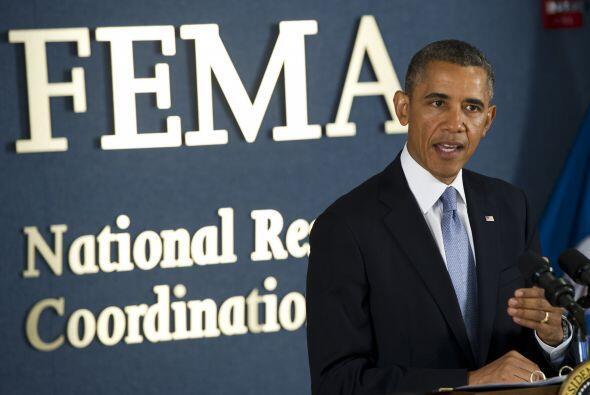 El presidente de Estados Unidos, Barack Obama, pidió al Congreso...
