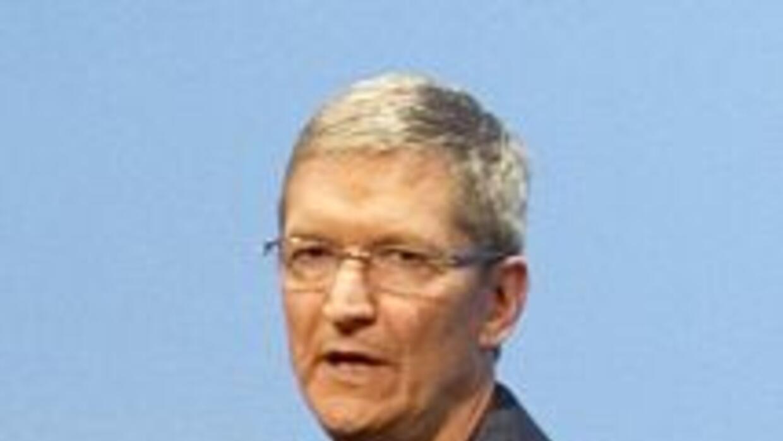 Tim Cook será el encargado de conseguir más triunfos para Apple.