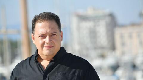 El hijo de Pablo Escobar se trasladó hace veinte años a Ar...
