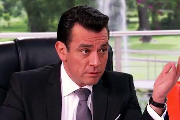 Escucha muy bien lo que te contará Isabela, Fernando. Te vas a ir...
