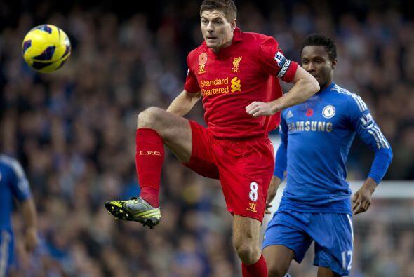 Por su parte, Liverpool necesitaba continuar su repunte de posiciones.