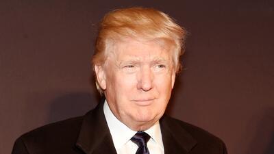 Univision finaliza relación con Donald Trump