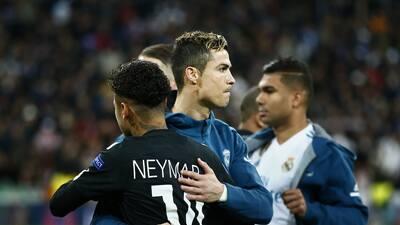 Real Madrid y PSG harían trueque galáctico: Cristiano Ronaldo por Neymar