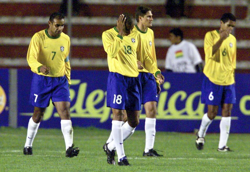 La historia gloriosa del Estadio Hernando Siles, de La Paz, comenzó el 6...