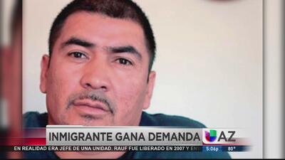Fallo a favor de inmigrante mexicano baleado