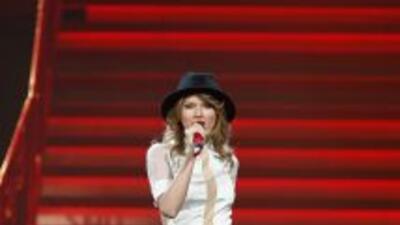 Taylor Swift estrenará su disco '1989' durante el mes de noviembre.