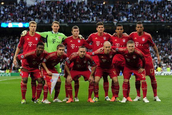 El conjunto alemán salió con sus mejores hombres buscando llegar a la fi...