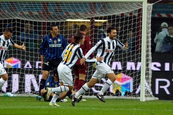 Con el 3 a 1 a favor de la Juventus, el Inter quedó sin respuesta y dejó...