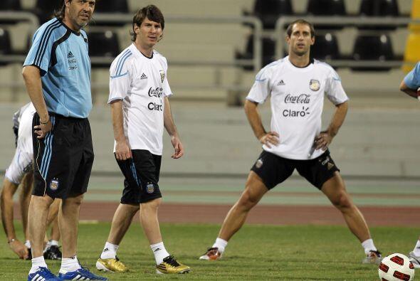 Batista, al igual que Menezes, lleva al encuentro a sus mejores hombres...