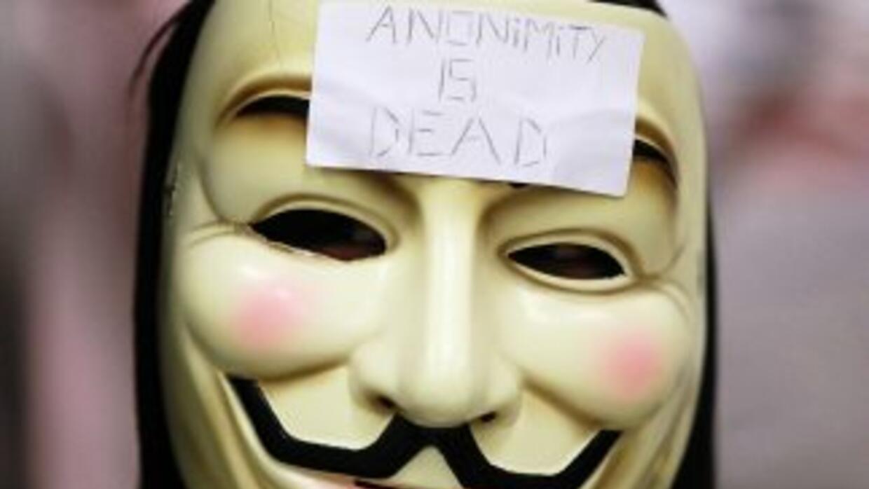 Anonymus planea realizar más ataques en estos próximos días.