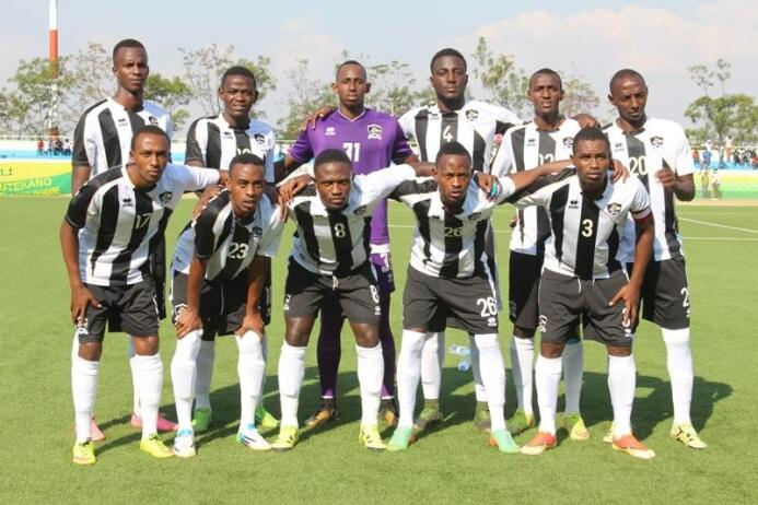 10. Armée Patriotique Rwandaise (APR) Football Club (Ruanda)